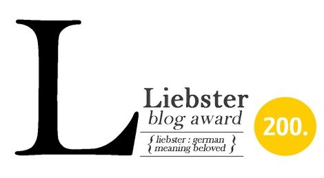 Liebster 3